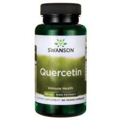 Quercetin High Potency 475 mg, 60 gélules