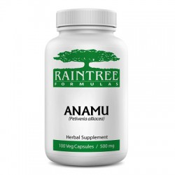Raintree Anamu 500 mg 100 Gélules