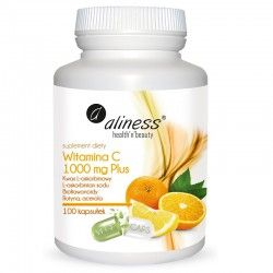 Vitamine C 1000 mg Plus, 100 gélules